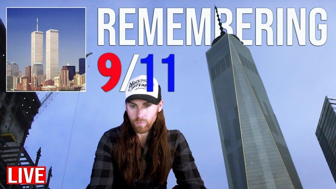 Remembering 9/11 Livestream