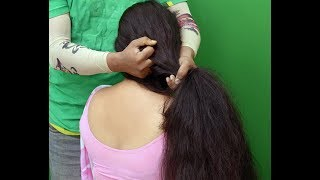 Sensational Long Hair Chipped of My Aunt