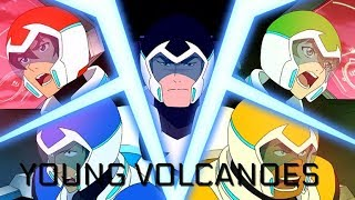 Voltron AMV Young Volcanoes