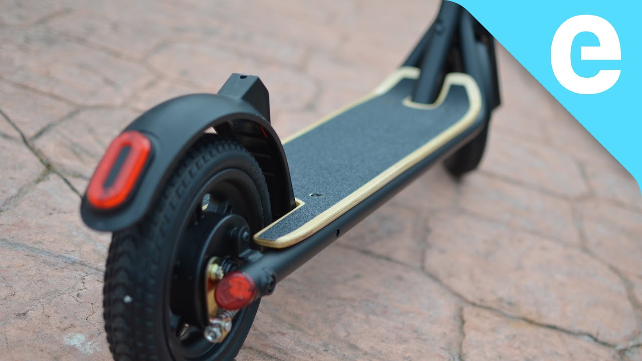 $399 CITYRIDER budget electric scooter review