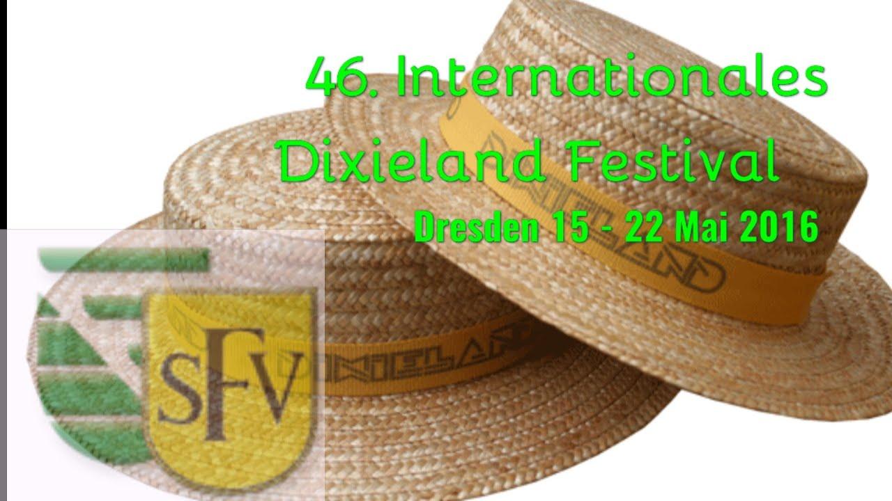 Dixieladers Jena (D) zum 46. Internationalen Dixieland Festival Dresden
