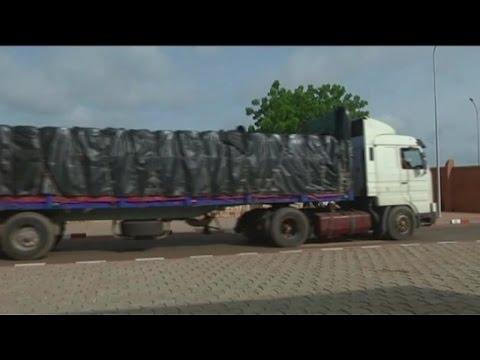 Bénin, Postes de contrôles UEMOA