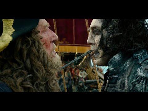 Pirates of the Caribbean: Dead Men Tell No Tales | Trailer #3 HD 2017 | Johnny Depp