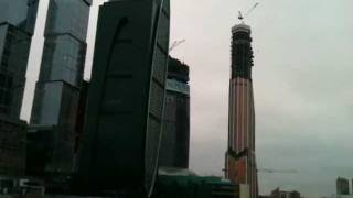 Смотреть видео Убийство в Москва-Сити онлайн