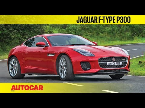 Jaguar F-Type P300 | First Drive Review | Autocar India