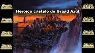 Saint Seiya Online - Heroico 95  Castelo do Graad Azul