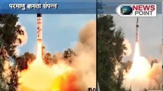 India successfully tests n capable Prithvi II missile