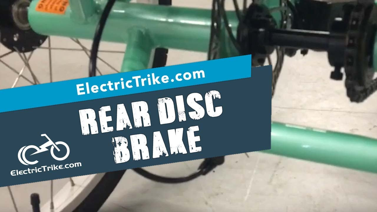 Sun Traditional Rear Disc Brake Youtube Copyright 2006 Bicycledesignercom