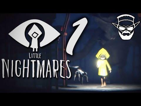 MALÁ NOČNÁ MORA ! - Little Nightmares / 1080p 60fps / CZ/SK Lets Play / # 1