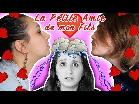 ❤️ Mon FILS a une PETITE AMIE : help ! 😱- Angie la crazy série