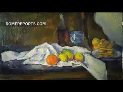 Paul Cézanne, the painter that conquered Rome with apples