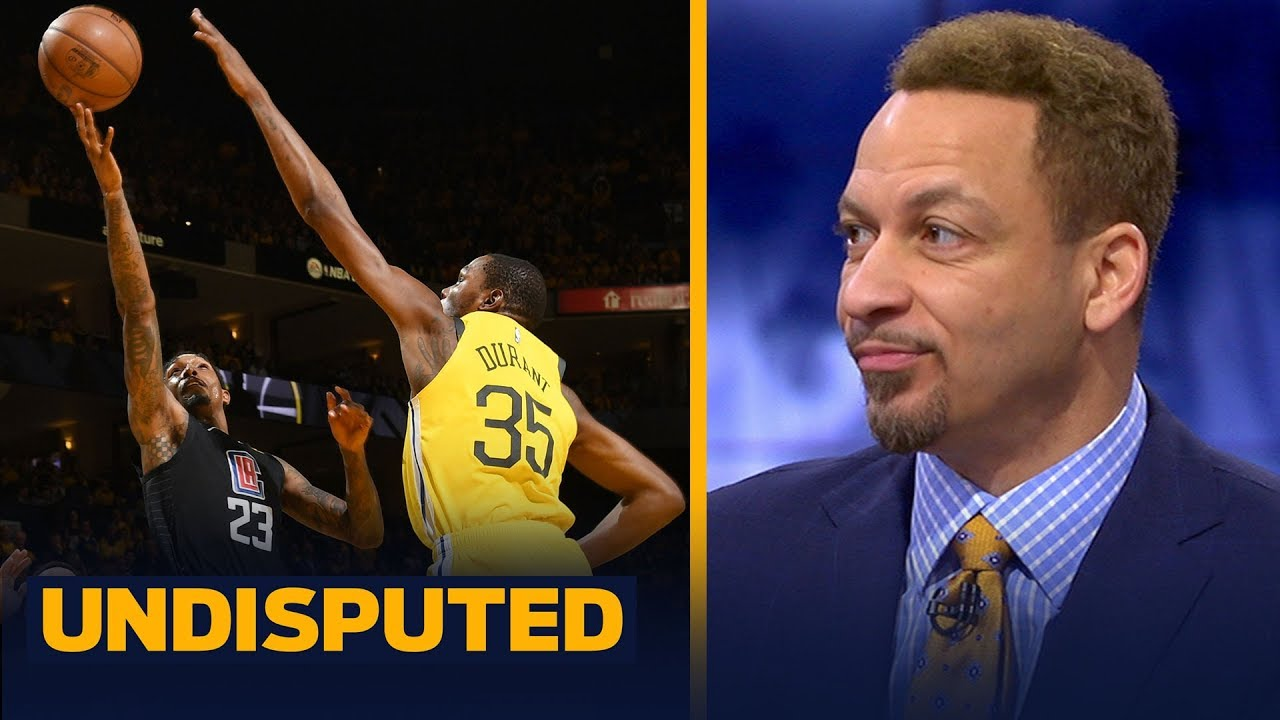 Warriors in 'no trouble' after Clippers comeback win in Game 2— Chris Broussard   NBA   UN