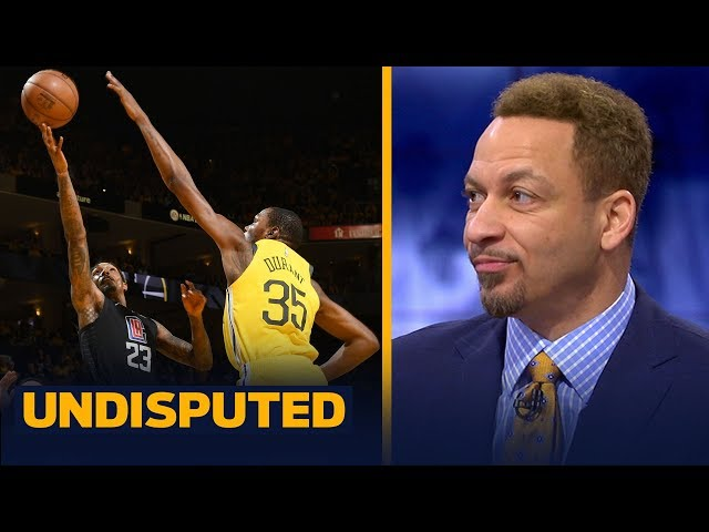 Warriors in no trouble after Clippers comeback win in Game 2— Chris Broussard | NBA | UNDISPUTED