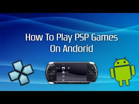 How To Play PSP Games On Android - No Root