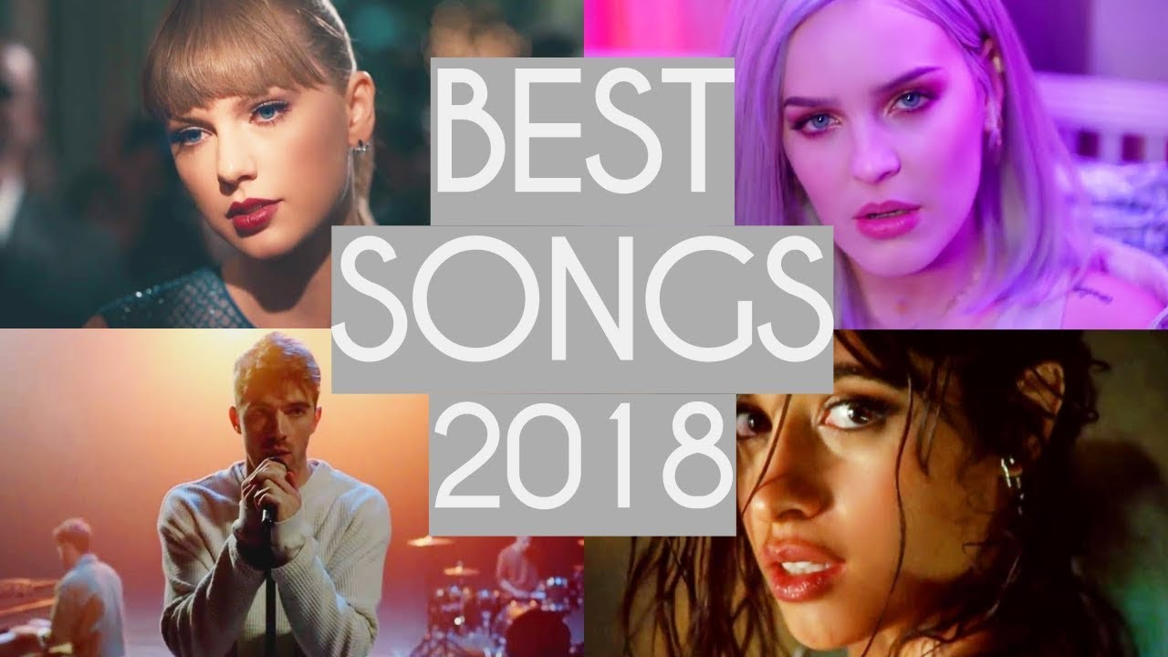 Best Songs Of 2018 - Mashup Of Popular Songs - YouTube