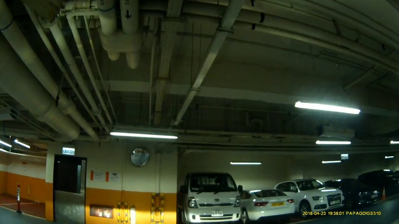 尖東帝國中心停車場 (入) Empire Centre Carpark in East Tsim Sha Tsui (In) - YouTube