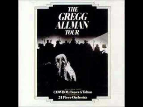 Gregg Allman  - The Gregg Allman Tour - Queen of Hearts 1974 (Boston)