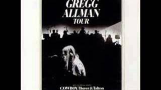 Gregg Allman The Gregg Allman Tour Queen of Hearts