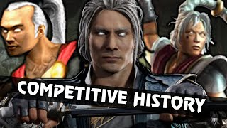 The Wind God - Competitive History of Fujin