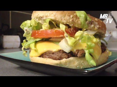 Connu Recette sauce mac deluxe de macdonald - YouTube DL38