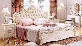 Indian Wooden Bed Designs Photos
