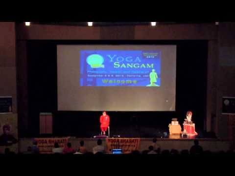 Meditation & Mind Yoga Sangam 2012