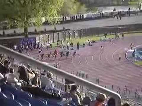 100m Final Icahn Stadium