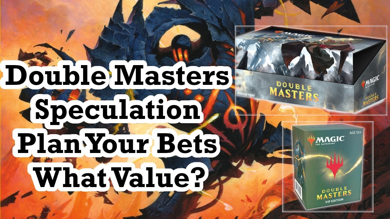Download Double Masters Speculation: How Far Will Wizards Push a $300+ Product?
