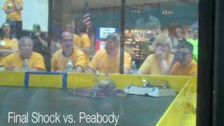 SWPA BotsIQ 2010: Plum vs. Peabody