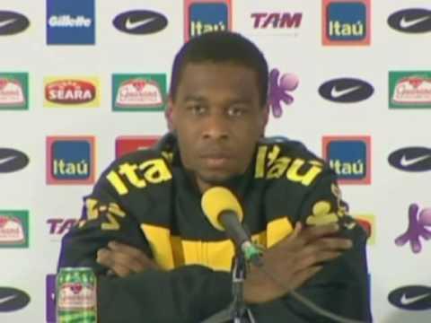 FIFA World Cup 2010 - Brazilian star Elano latest injury news - Juan speaks out