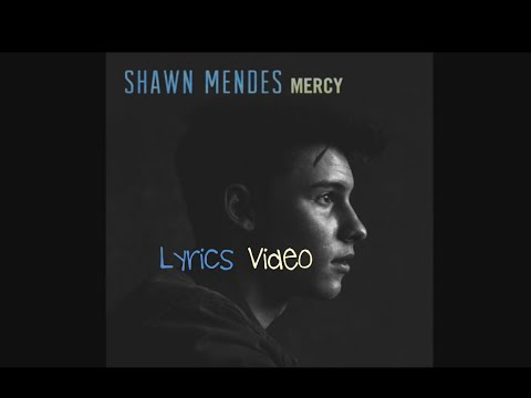 Shawn Mendes - Mercy(Lyrics)