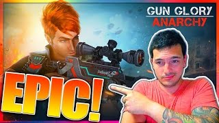 NEW MOBILE SHOOTER GAME + MULTIPLAYER [Gun Glory: Anarchy iOS & Android]