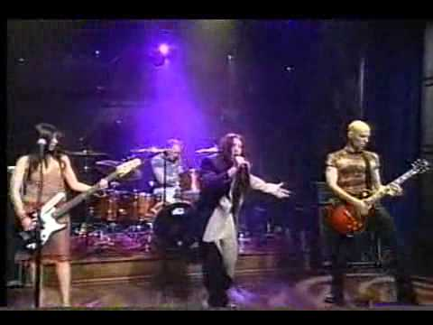 A Perfect Circle - Judith live on Conan O'Brien - YouTube