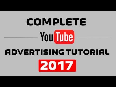 How To Advertise and Promote on Youtube For Beginners | Youtube Advertising Tutorial 2016