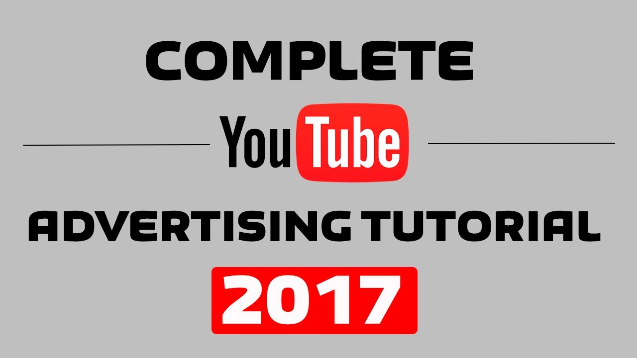 How to use ads to make money on youtube videos tutorials