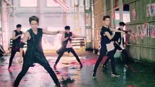 [WHYS∞中字]INFINITE- Back MV
