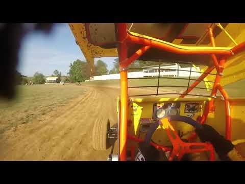 Ryan at Brownstown Speedway hotlaps 8 26 17