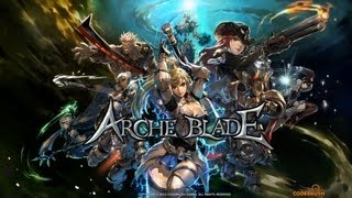 ★Free Game★ ArcheBlade [Action MOBA Fighting]