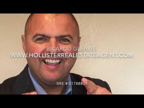 Hollister Real Estate Agent, Realtor Hollister Ca. 95023