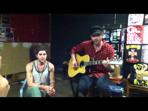 Jason Lancaster and Alex Reed- Stay Gone [Live Acoustic]