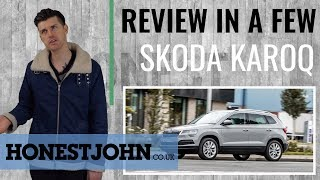 Car review in a few | Skoda Karoq 2018
