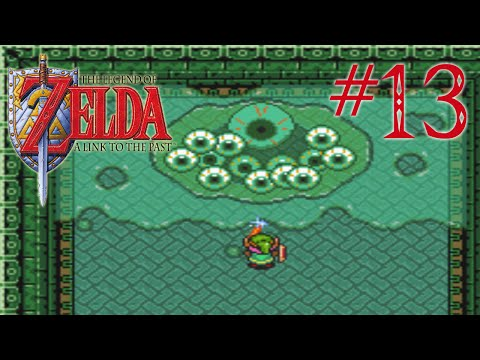 [Detonado Completo 100%] Zelda: A Link to the Past #13 - MISERY MIRE