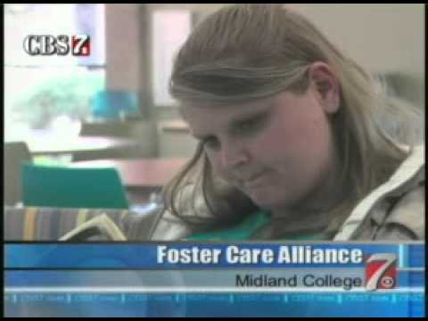 Midland College Reaches Out to Former Foster Youth