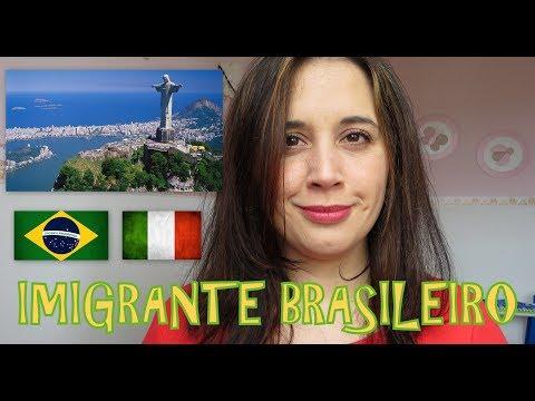 Preferi voltar ao Brasil e não me arrependo-  IMIGRANTE BRASILEIRO - 2018 EP.18