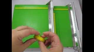 Cutterpillar Paper Trimers