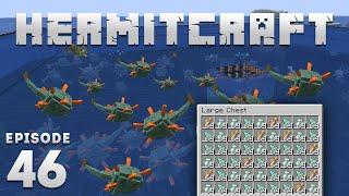 Hermitcraft 7 - Ep. 46: GUARDIAN FARM MEGA UPGRADE! (Minecraft 1.16) | iJevin