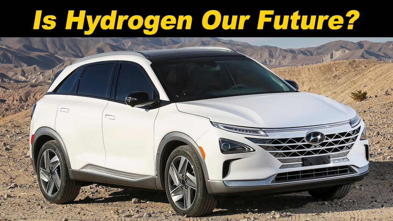 2019 2020 Hyundai Nexo The Ultimate Unicorn