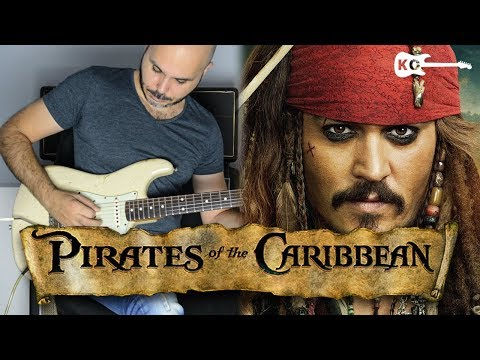 Pirates of the Caribbean Theme - Guitar Only - Cover by Kfir Ochaion