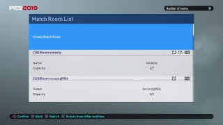 PESMY Online tournament S5