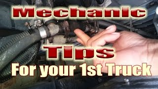 Buying your first truck - Tips from Michael the Mechanic from Evans